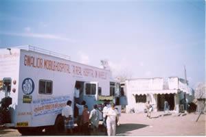 Gwalior Children's Hospital Achievements 2005