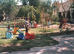 School for Special Needs play area